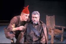 King Lear: Paul Scholfield as Lear, Alec McCowen as the Fool