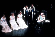King Lear: Royal Shakespeare Company, November 1976.