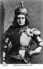 King Richard III, Globe Theatre, 1889