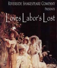 Loves Labor's Lost, Riverside Shakespeare (NY), 1981.