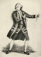 Macbeth, David Garrick as Macbeth