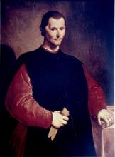 Machiavelli (1469 - 1527)