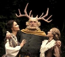 Merry Wives of Windsor, New Shakespeare Company, 1984