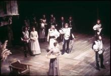 Much Ado About Nothing, Royal Shakespeare Company, 1976