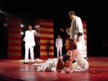Much Ado: California Shakespeare Theatre; The Wedding Crisis