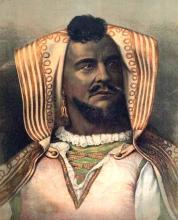 Othello, John Edward McCullough as Othello, 19th Century
