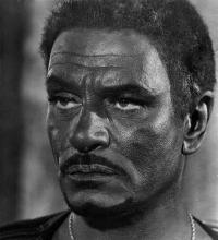 Othello, Laurence Olivier as Othello, National Theatre of Great Britain, 1965