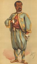 Othello: Tommaso Salvini as Othello