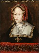 Portrait of Katherine of Aragon (1560).The Original Queen Katherine.