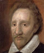 Portrait of Shakespeare's Leading Actor: Richard Burbage