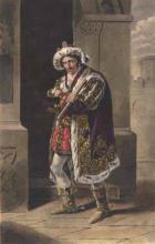 Richard III, Edmund Kean (1787-1833) as Richard III