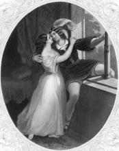 Romeo and Juliet: Charlotte Cushman as Romeo