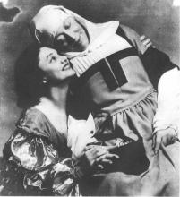 Romeo and Juliet, Guthrie McClintic Company, 1934