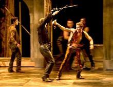 Romeo and Juliet, Shakespeare Santa Cruz, 2008