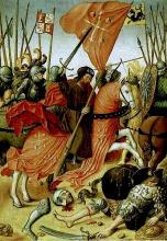 Santiago Matamoros: St. James the Moor-slayer
