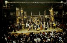 Shakespeare's Globe Theatre, Celebration of the Official Opening, 1997