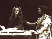 Stratford Festival, Ontario, 1976: Antony and Cleopatra