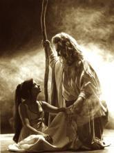 Stratford Festival, Ontario, Canada, 1976: The Tempest (I.ii.1)