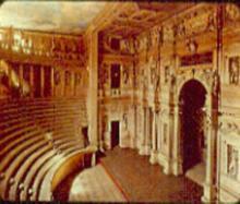 Teatro Olympico at Vicenza