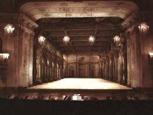 The 18th Century Theatre at Drotningholm Palace near Oslo