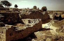 The Ancient City of Troy as Britain's Origin.