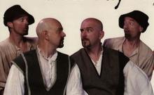 The Comedy of Errors, Atlanta Shakespeare Company, 2002