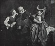 The Merry Wives of Windsor, Haymarket Theatre, 1890