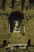 The Statue of Caesar at the Orange Theatre