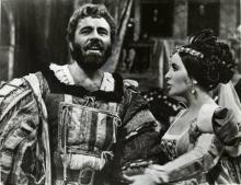 The Taming of the Shrew: Richard Burton as Petruchio, Elizabeth Taylor as Katherina