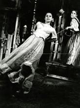 The Taming of the Shrew, Wolker Theatre in Prague, 1978