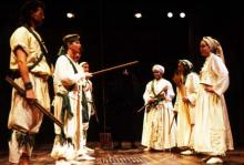 The Two Noble Kinsmen, Royal Shakespeare Company,1986