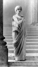 The Winter's Tale, Mary Anderson as Hermione, 19th Century
