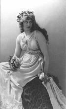 The Winter's Tale, Mary Anderson as Perdita, 19th Century