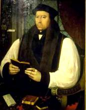 Thomas Cramer (1489-1556): Archbishop of Canterbury, by Flick Gerlich (1533).