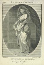 Troilus and Cressida: Mrs. Margaret Cuyler (1758-1814) as Cressida
