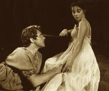Troilus and Cressida, Stratford Festival, 1963