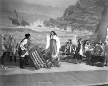 Twelfth Night: Viola Allen (1869-1948) as Viola