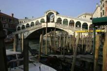 "Venice: The Rialto Bridge - ""Merchant of Venice"""